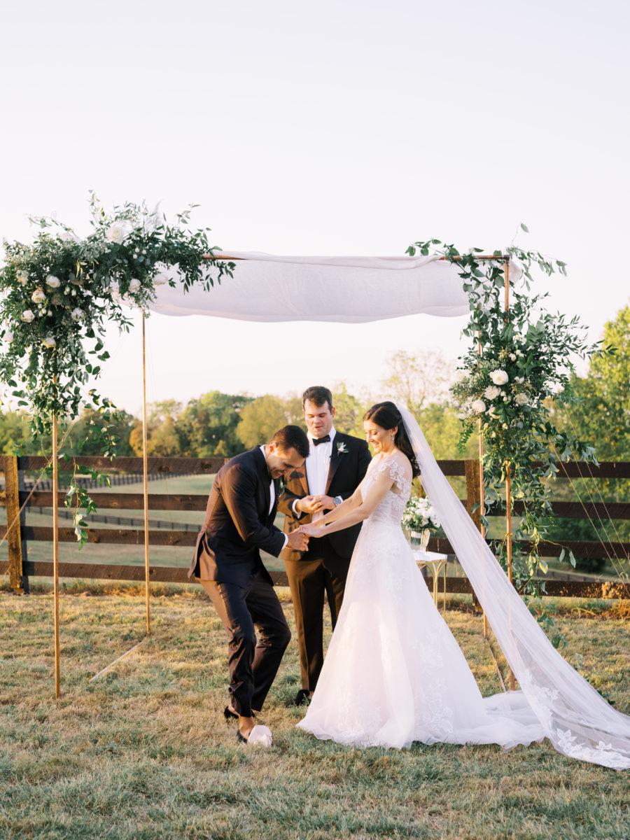 Nashville wedding inspiration at Autumn Crest Farm