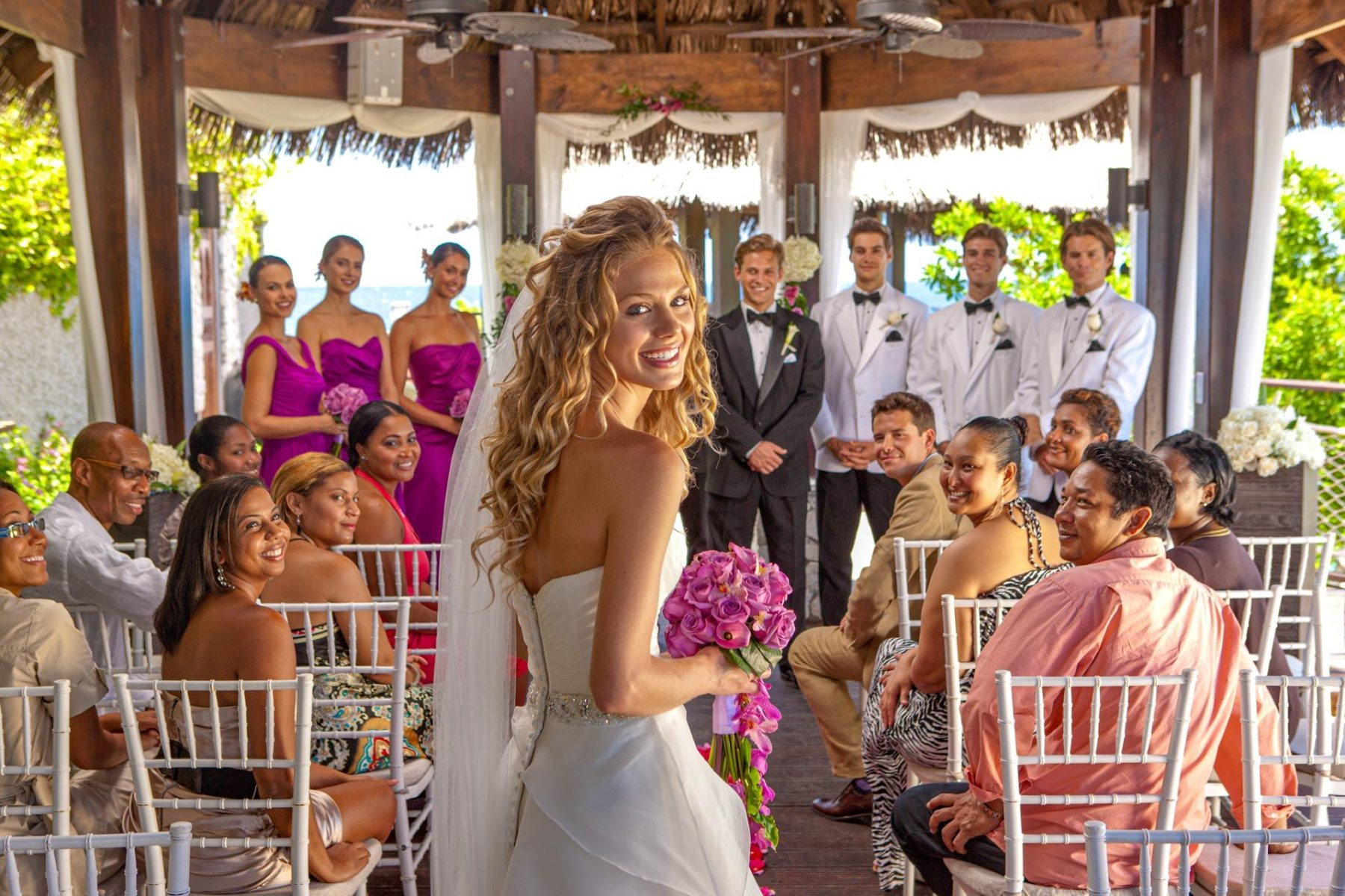 What to Know About Destination Weddings at Sandals Resorts featured on Nashville Bride Guide