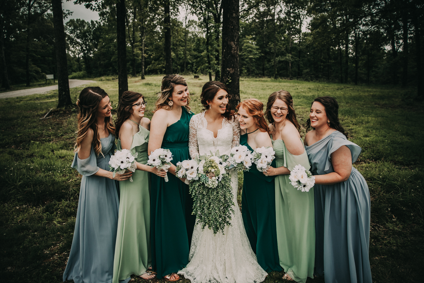 Burdoc Farms wedding by Billie-Shaye Style Photography featured on Nashville Bride Guide!