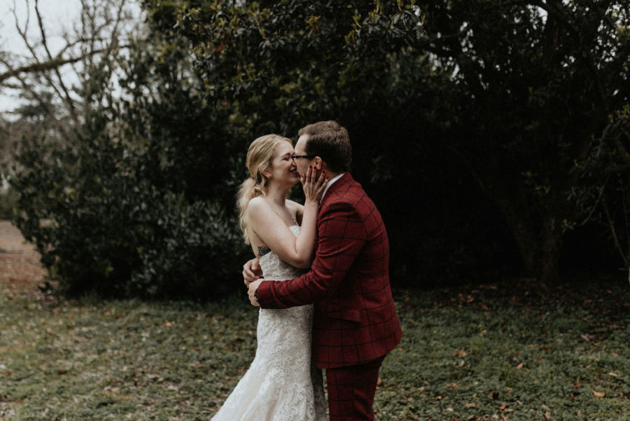 Magical Winter Wedding by Meghan Melia Photography featured on Nashville Bride Guide!