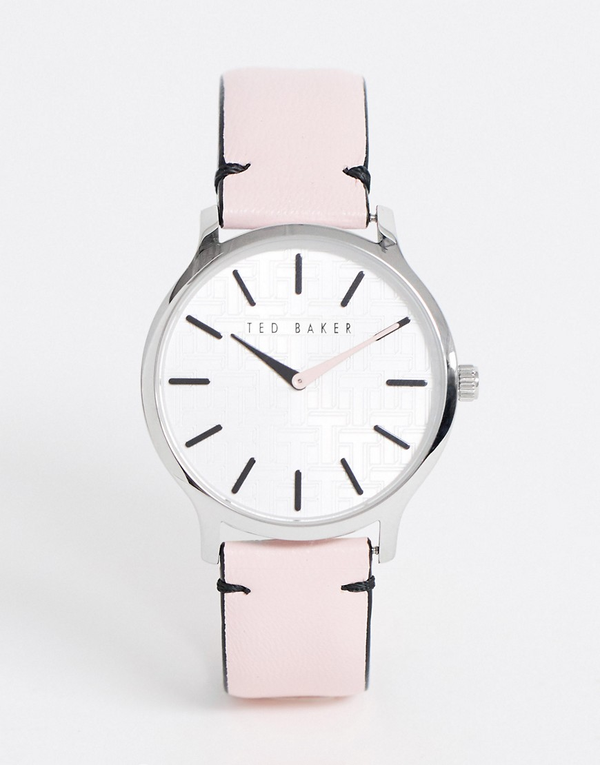 gift ideas for your fiancée - pink watch