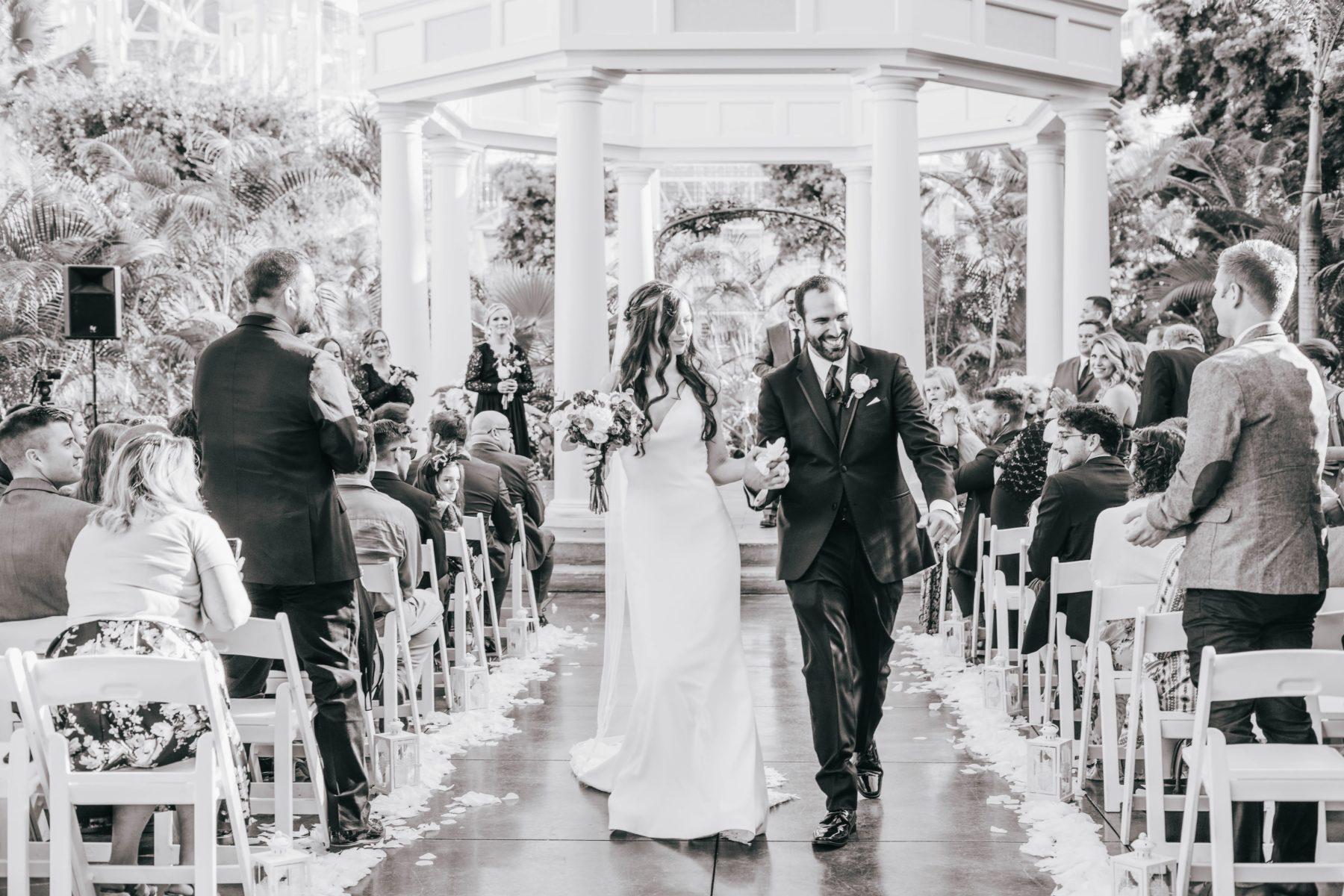 Nashville Wedding Ceremony at Opryland