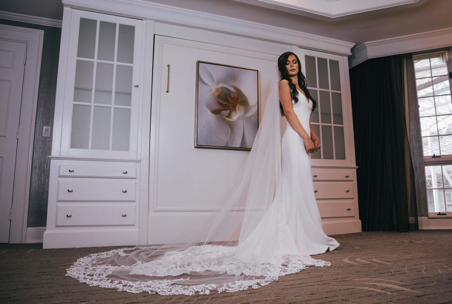 Bridal Portrait captured by Grace Upon Grace
