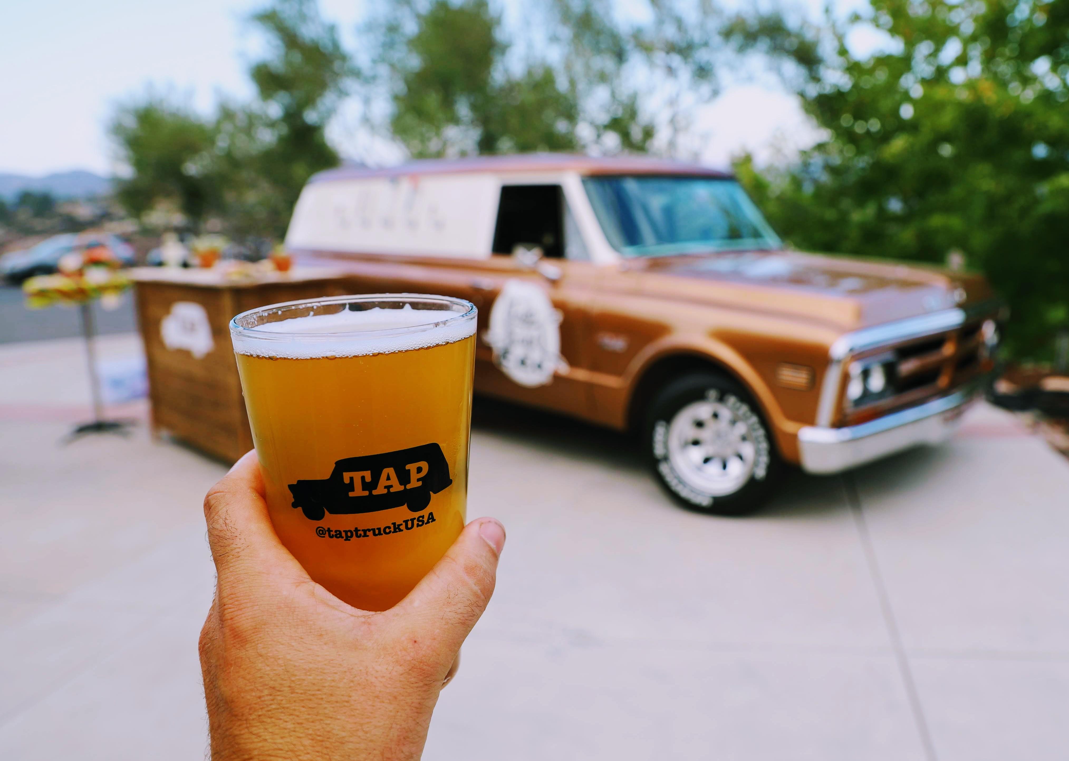 Tap Truck Nashville - Mobile Bar Service
