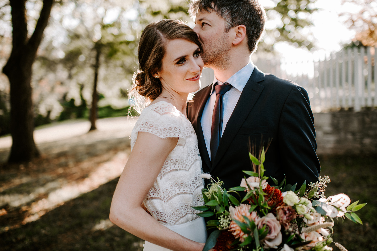 Elegant Boho Wedding at Cedermont Farm