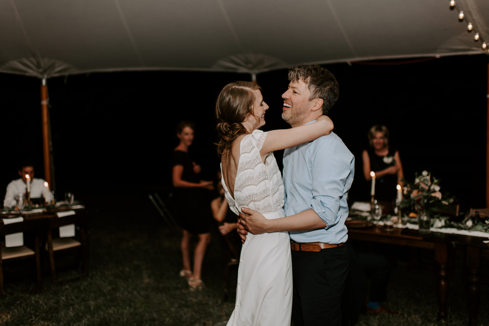 Wedding dancing captured by Savannah Ashley Photography