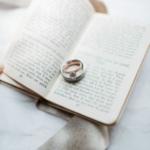 Wedding and engagement rings: Elegant Riverwood Mansion wedding featured on Nashville Bride Guide
