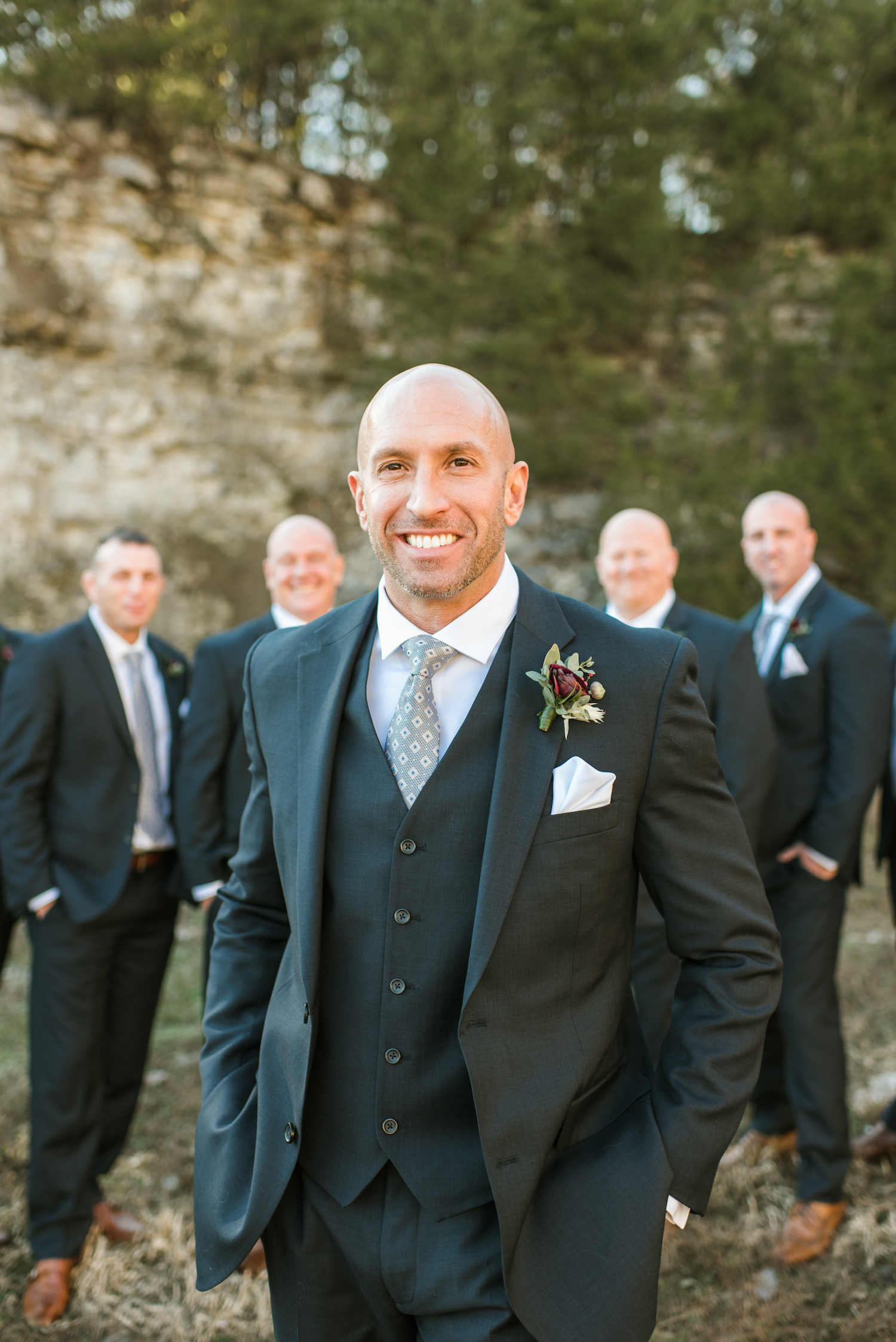 Grooms Portrait by Shelby Rae Photographs on Nashville Bride Guide