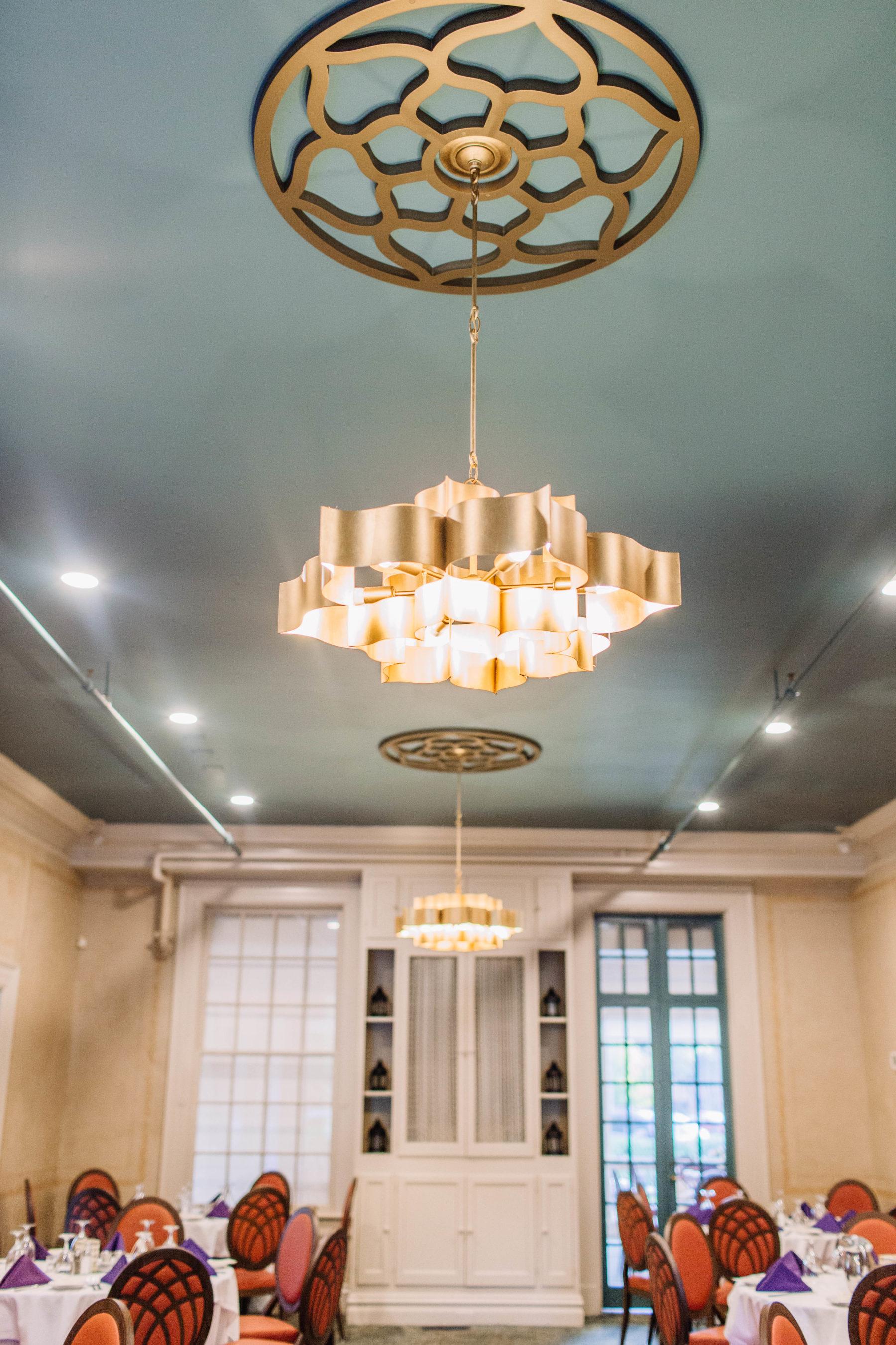 Nashville rehearsal dinner space renovations featured on Nashville Bride Guide