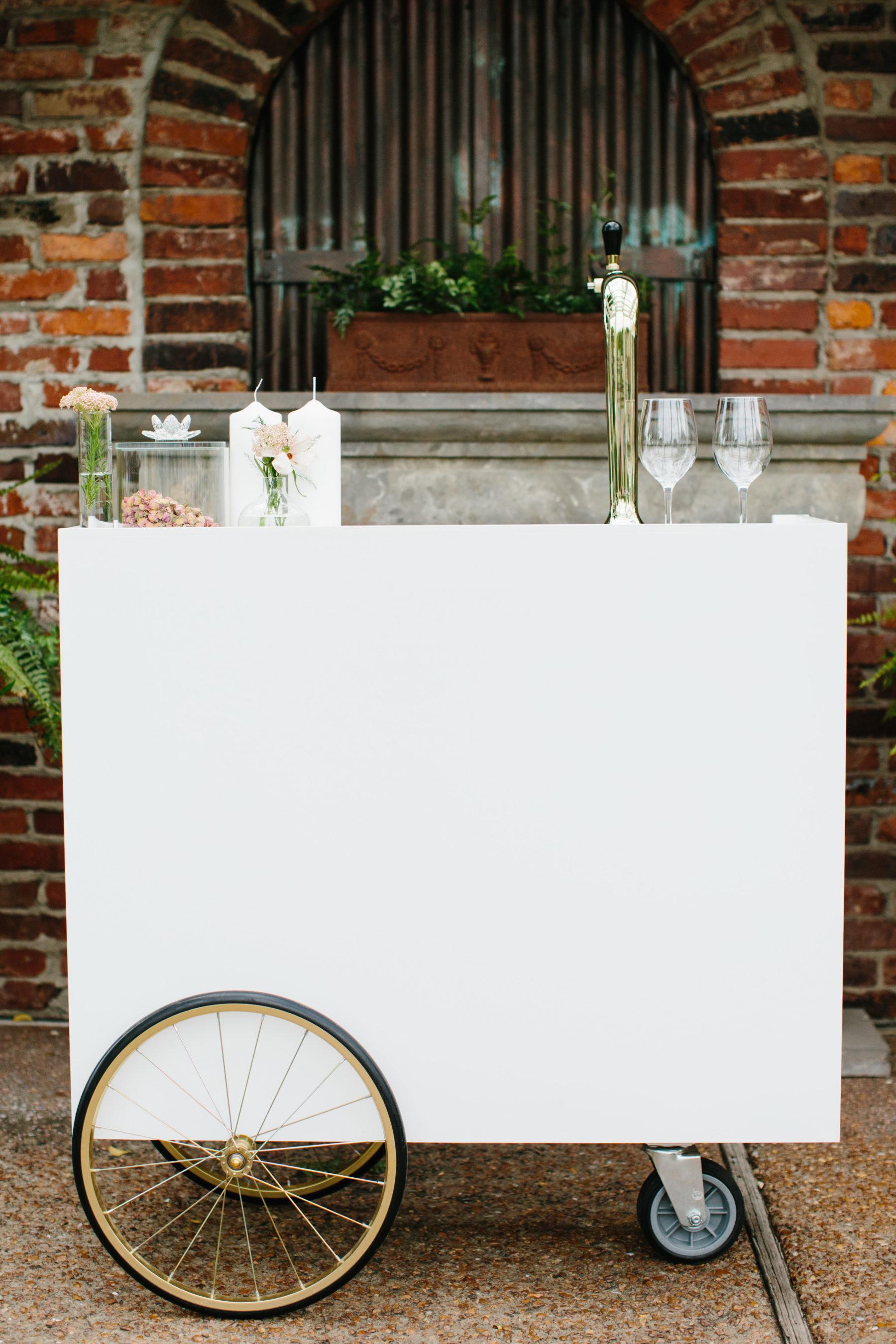 Nashville Mobile Beverage Service: Meet Bar Magnolia on Nashville Bride Guide!