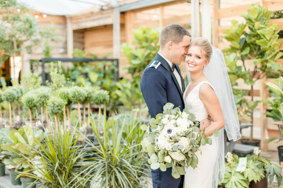 Intimate Long Hollow Gardens Wedding on Nashville Bride Guide
