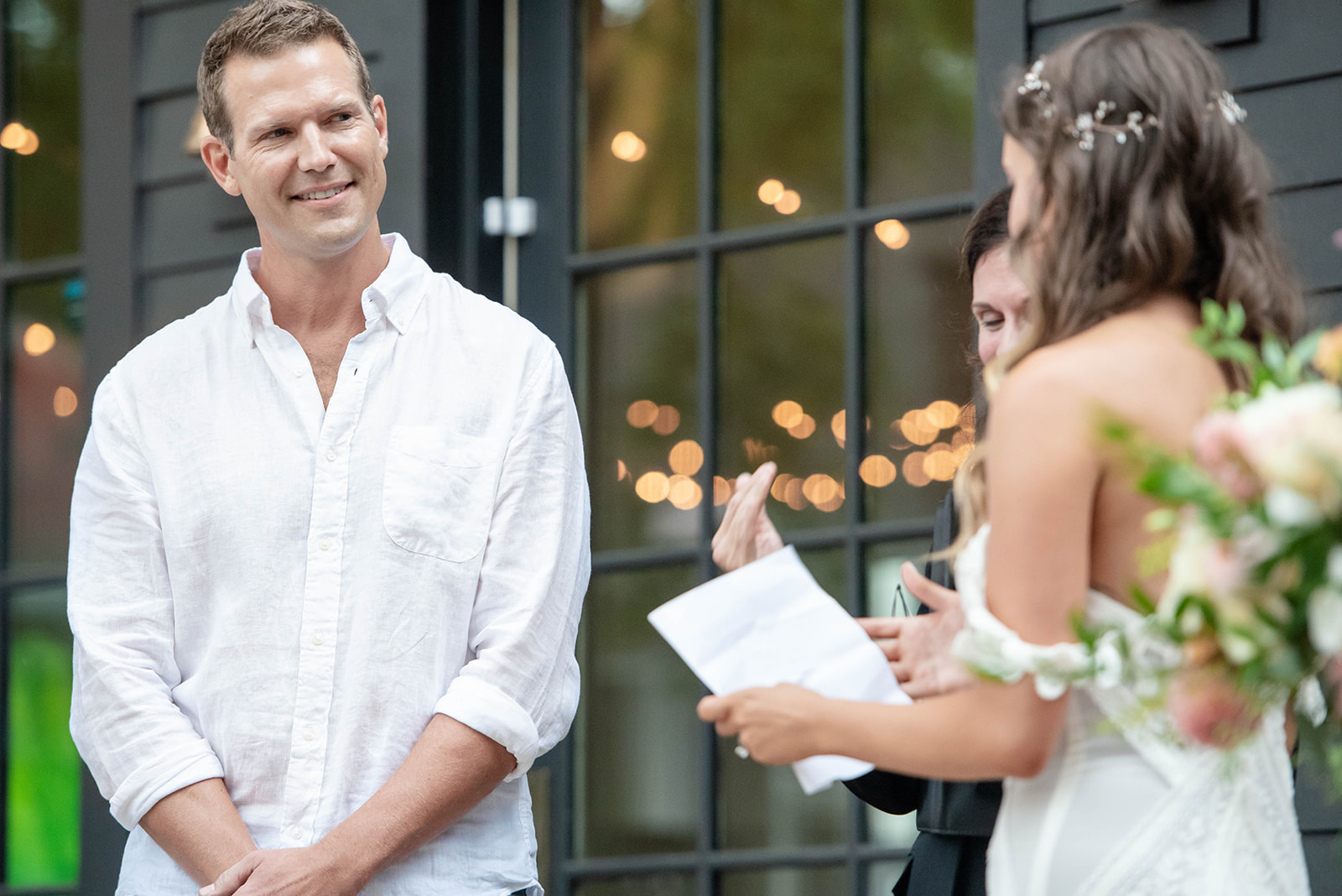 Intimate Boho Albaster Collective Wedding featured on Nashville Bride Guide