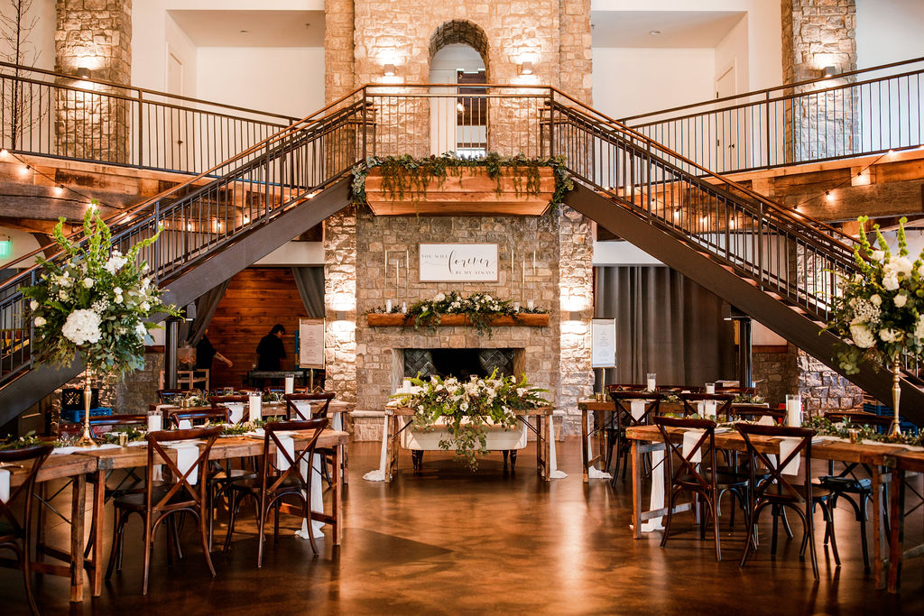 Beautiful Graystone Quarry Wedding featured on Nashville Bride Guide!