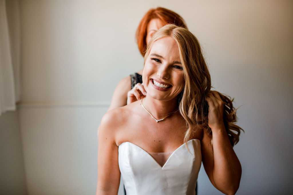 Bridal Portrait: Beautiful Graystone Quarry Wedding captured by John Myers Photography & Videography