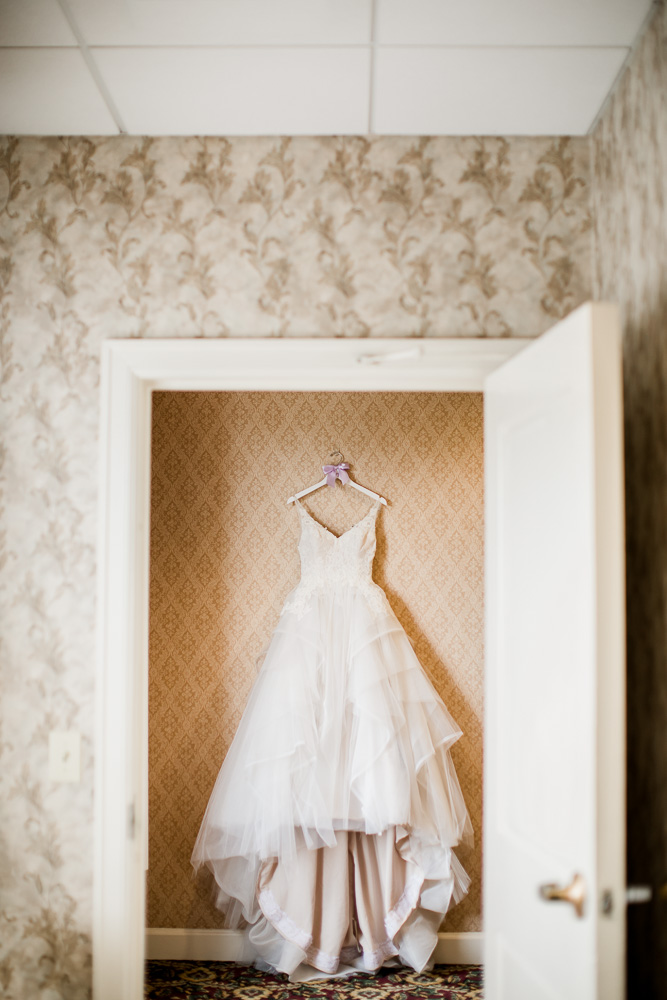 Wedding Dress Portrait by Amanda May Photos featured on Nashville Bride Guide