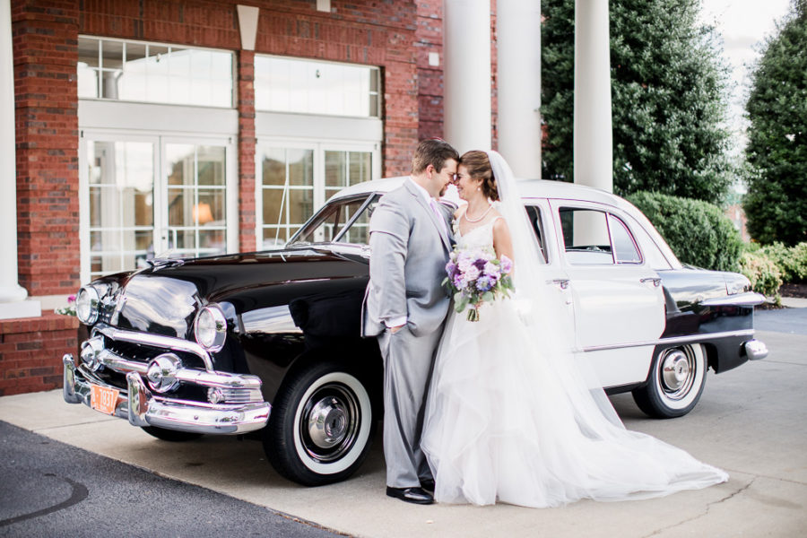 Stones River Country Club Wedding featured on Nashville Bride Guide