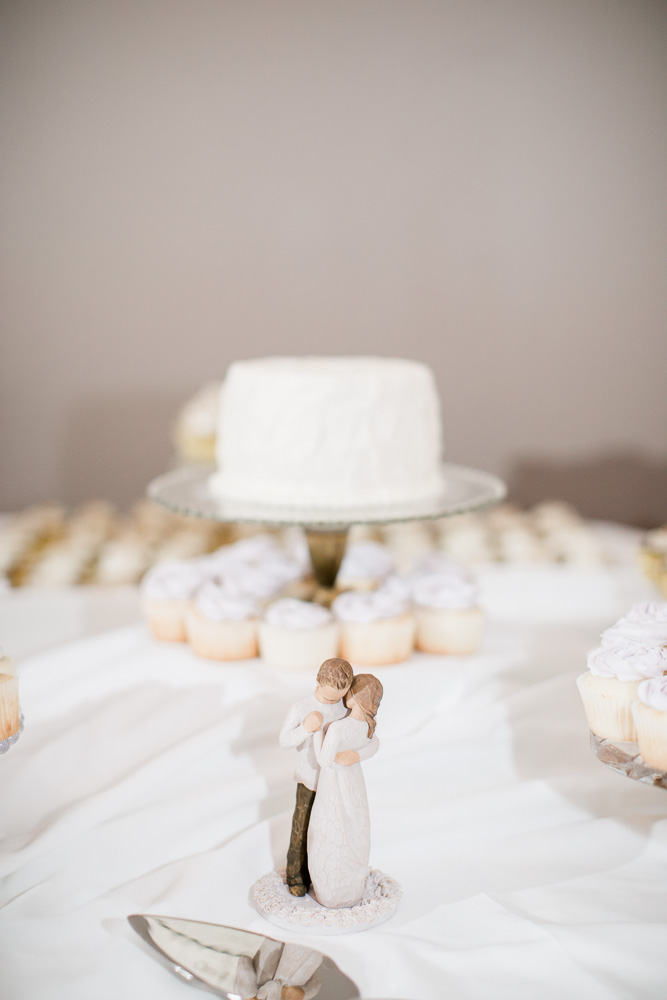 Wedding Dessert Table: Stones River Country Club Wedding featured on Nashville Bride Guide