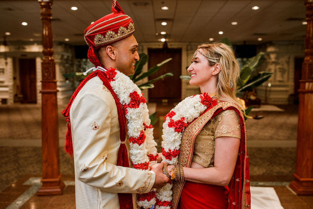 Bollywood Meets Traditional Wedding at The Bridge Building