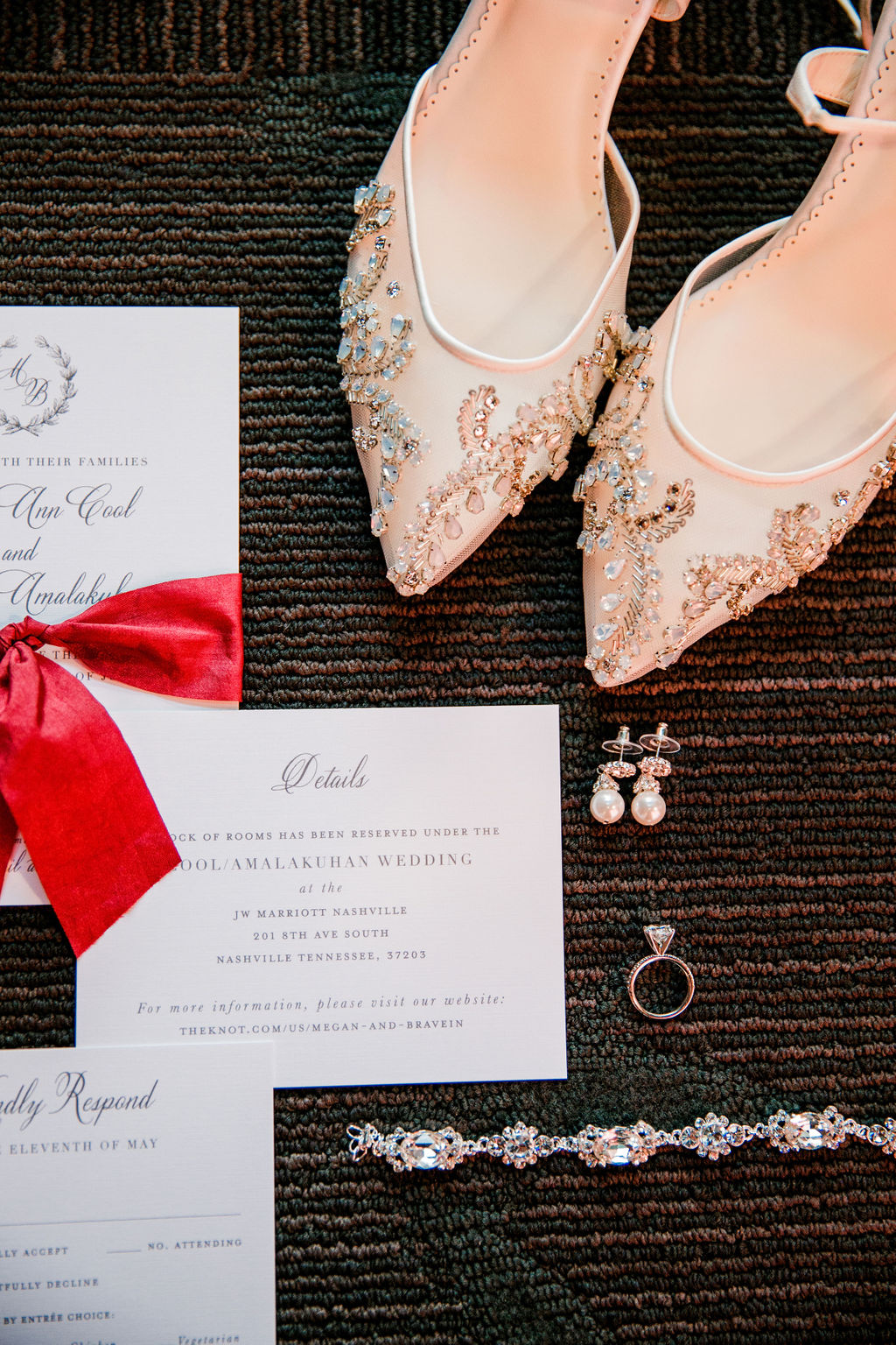 Bridal Shoes and Wedding Stationery: Bollywood Meets Traditional Wedding at The Bridge Building