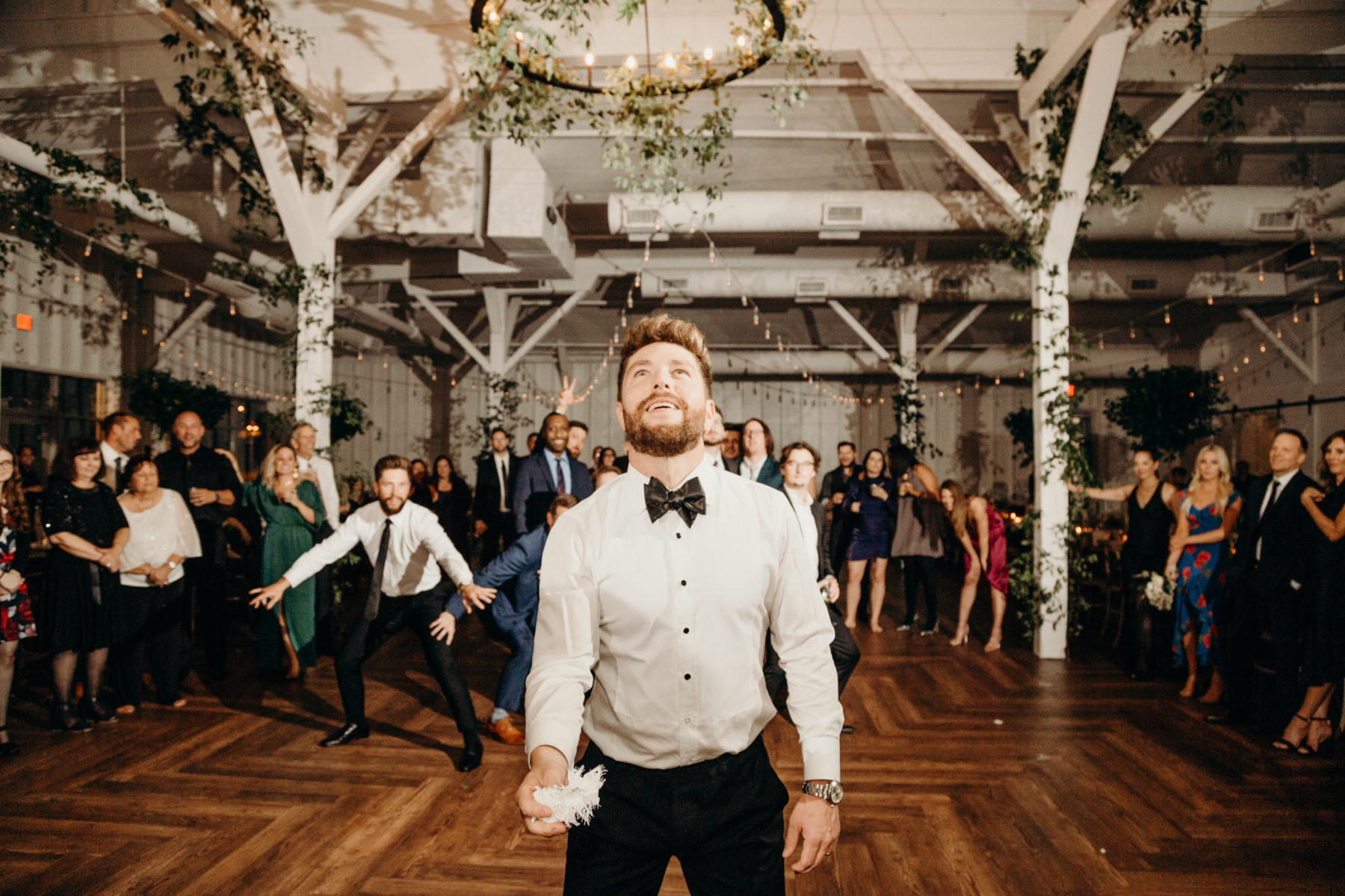 Lauren & Chris Lane's 14 TENN wedding featured on Nashville Bride Guide