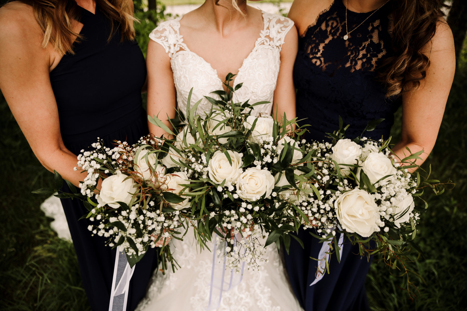 Mattie Lou's Wedding Bouquets: Minimalistic Barn Wedding featured on Nashville Bride Guide