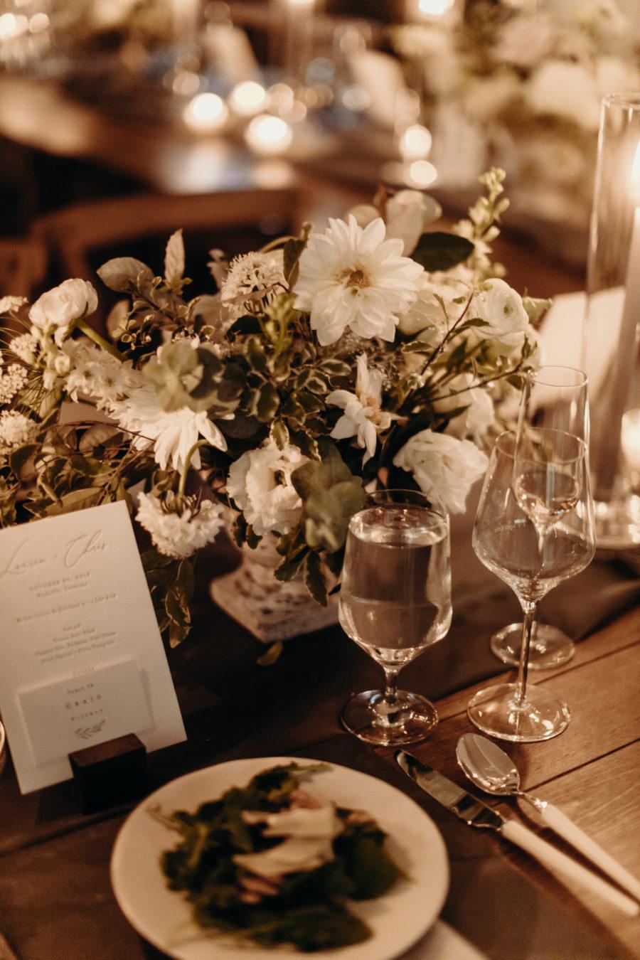 Lauren Bushnell and Chris Lane Nashville Wedding captured by Victoria Bonvinci