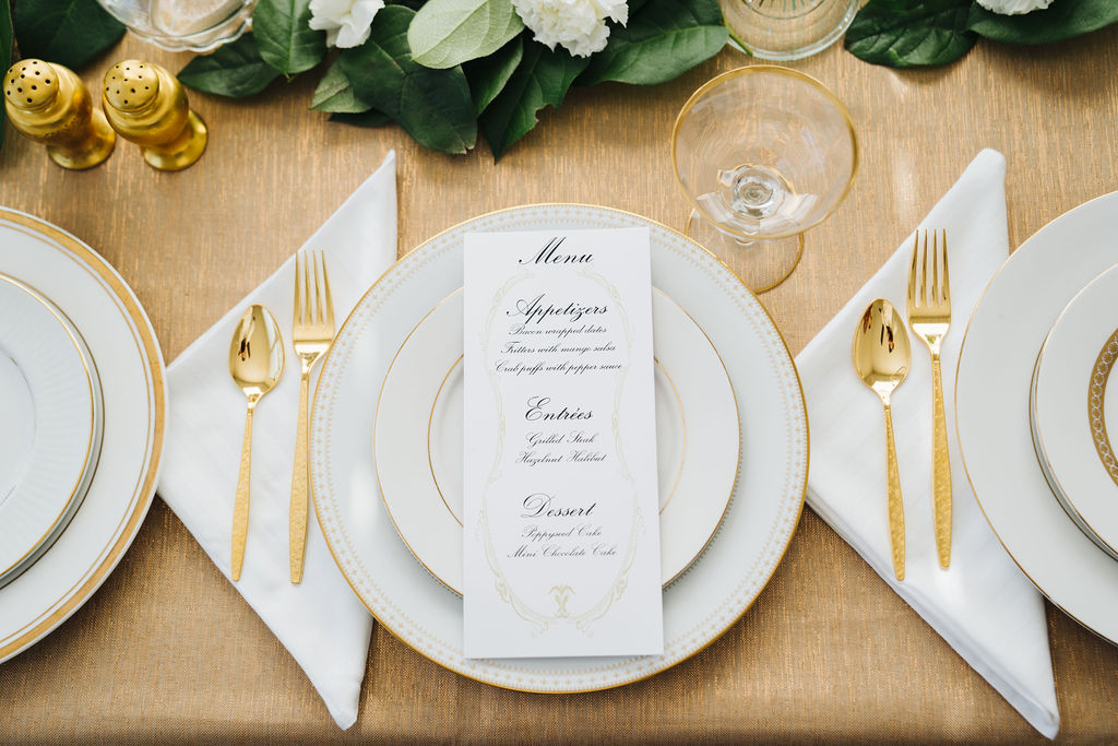 Weddings by AMi Stationery Design featured on Nashville Bride Guide
