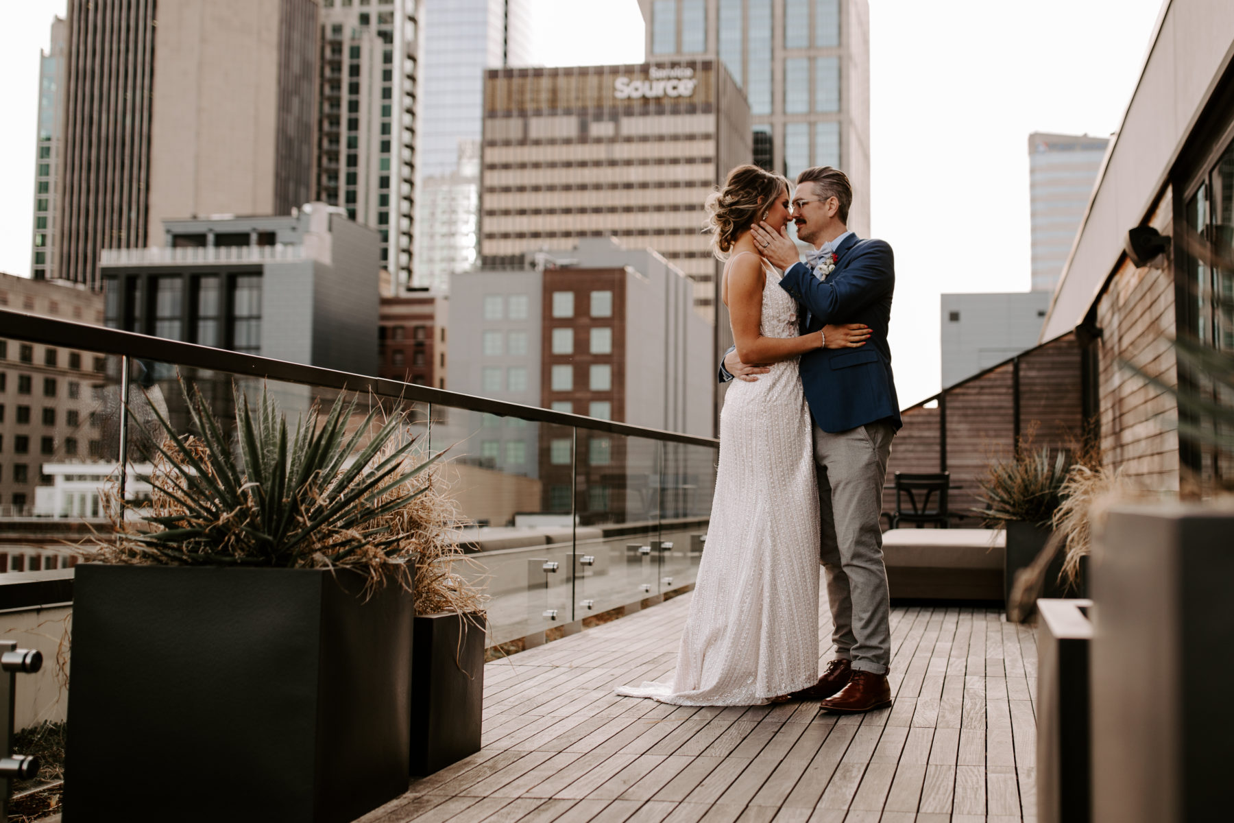 The Big Fake Wedding Nashville Recap captured by Abigail Bridges Photography featured on Nashville Bride Guide