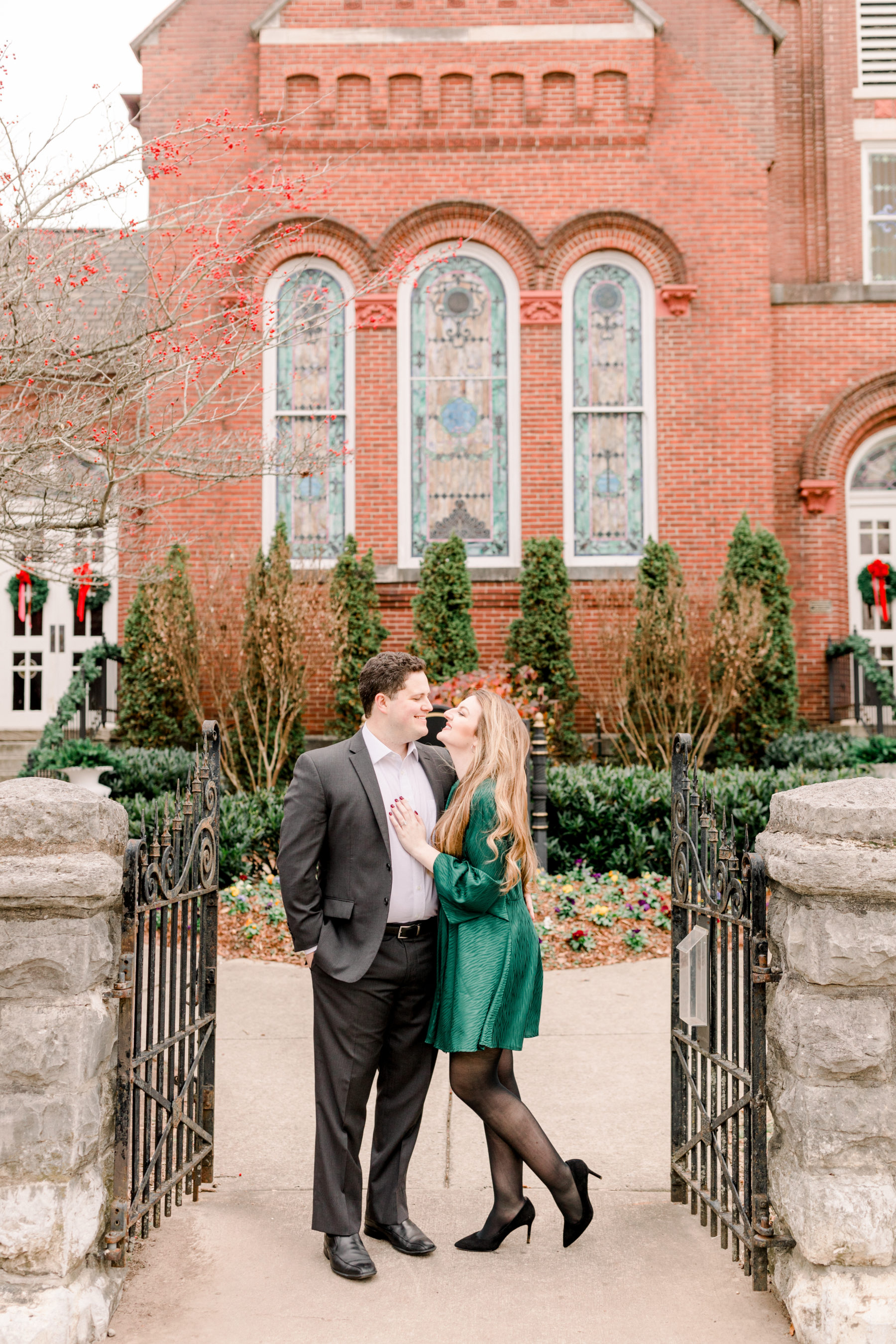 Nashville engagement photographer Lindsey Brown Photography featured on Nashville Bride Guide