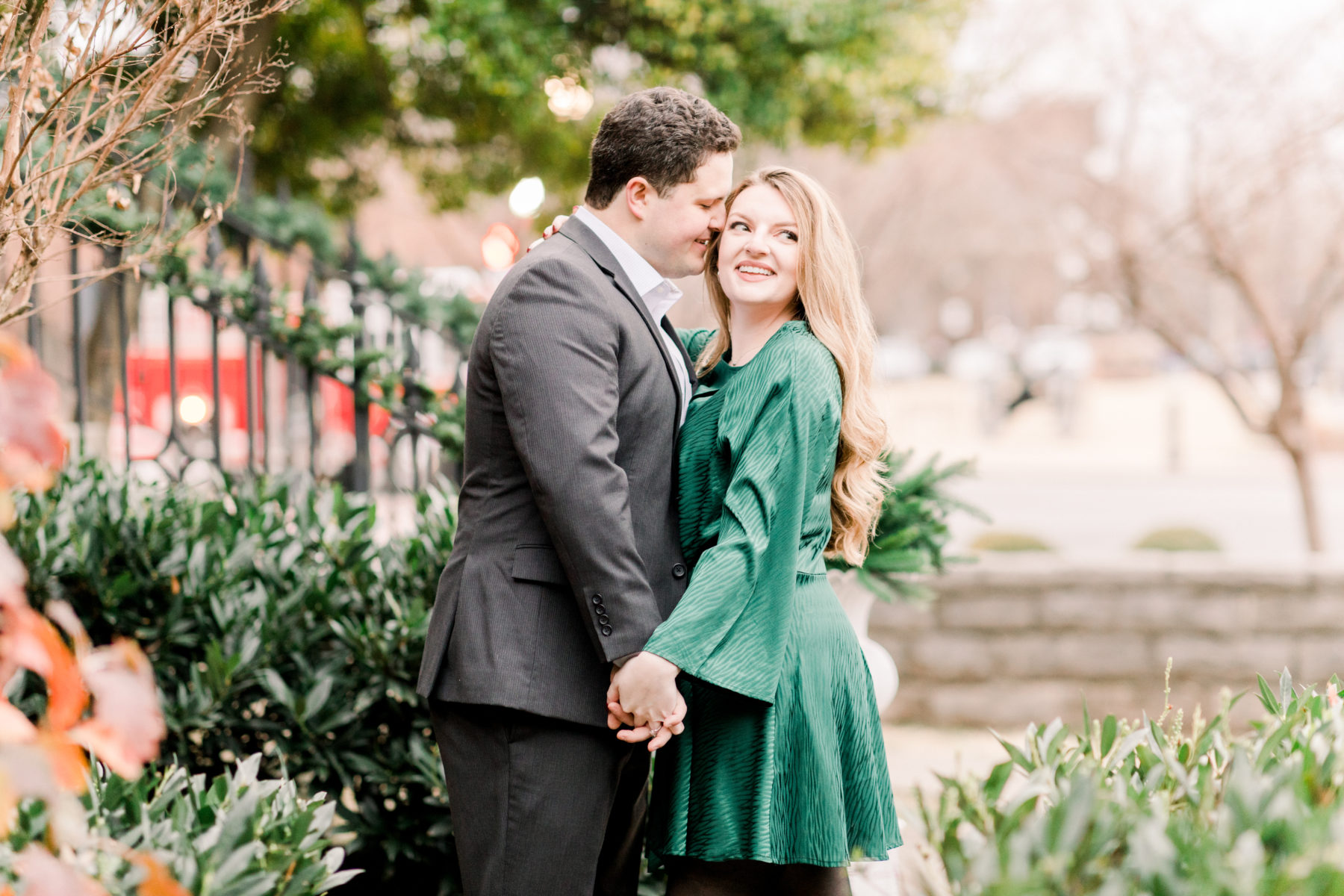 Nashville engagement photographer Lindsey Brown Photography featured on Nashville Bride Guide