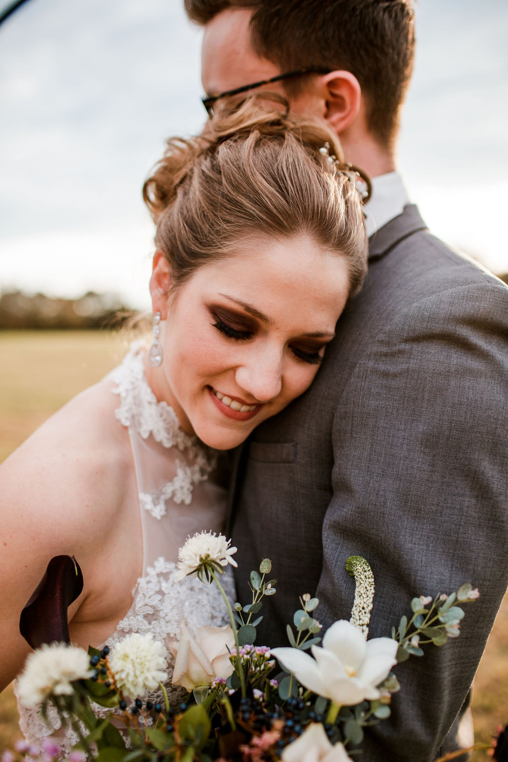 Spring Wedding Inspiration captured by John Myers Photography featured on Nashville Bride Guide