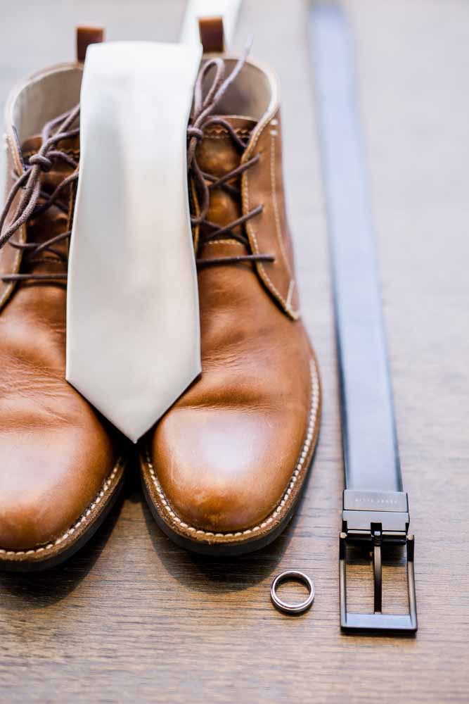 Grooms Shoes: Fall Graystone Quarry Wedding featured on Nashville Bride Guide