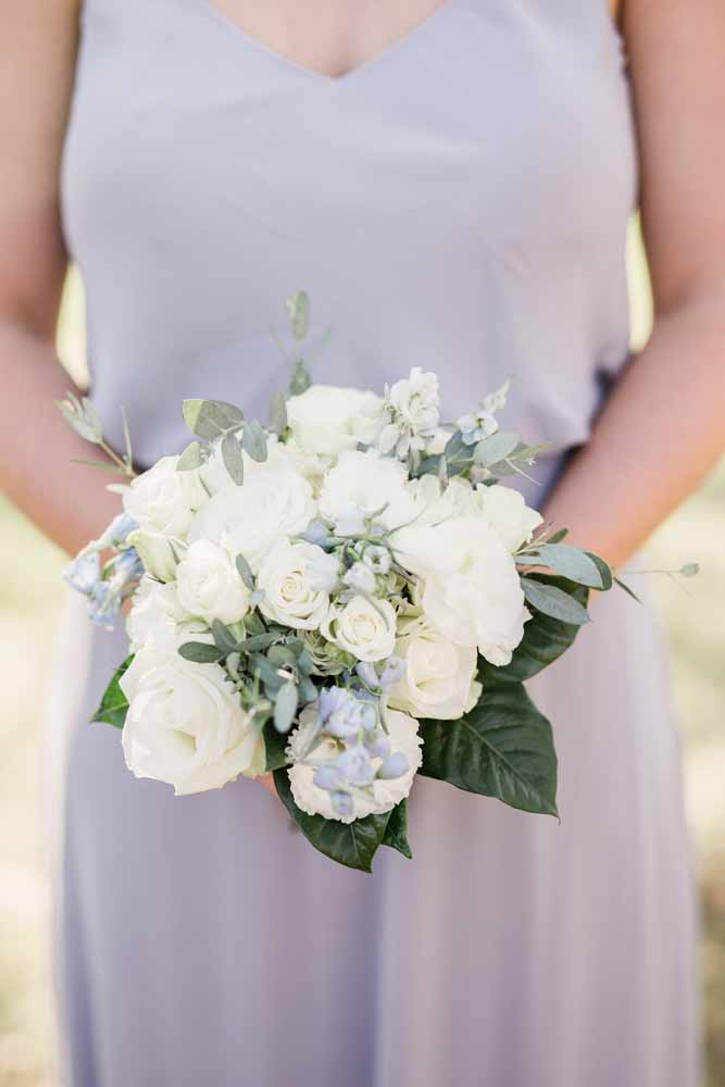 Enchanted Florist Wedding Bouquet: Fall Graystone Quarry Wedding featured on Nashville Bride Guide