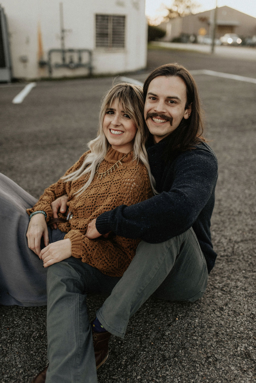 Meghan Melia Engagement Photography featured on Nashville Bride Guide