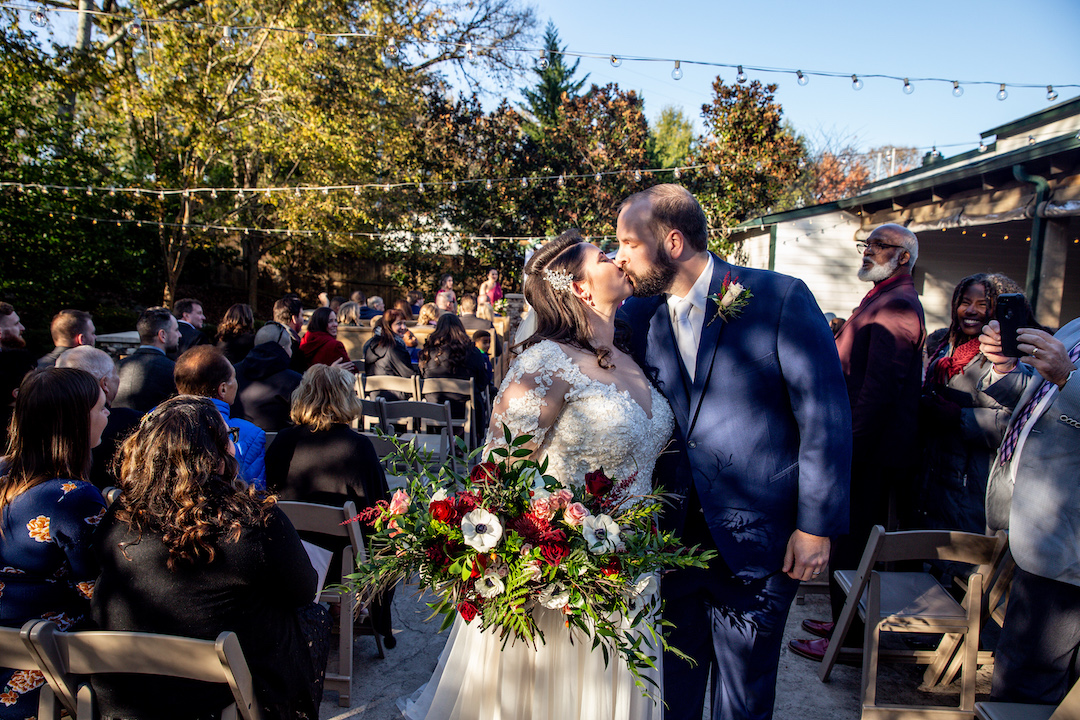 Charming Southern Loveless Barn Wedding featured on Nashville Bride Guide