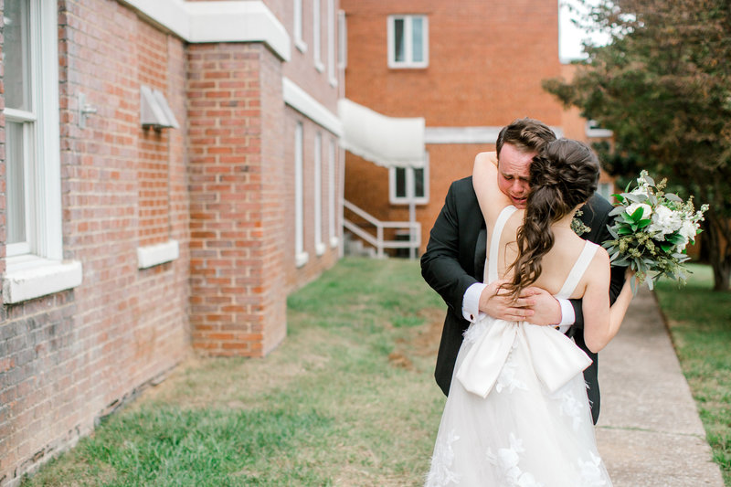 First Look - Ashton Brooke Photography