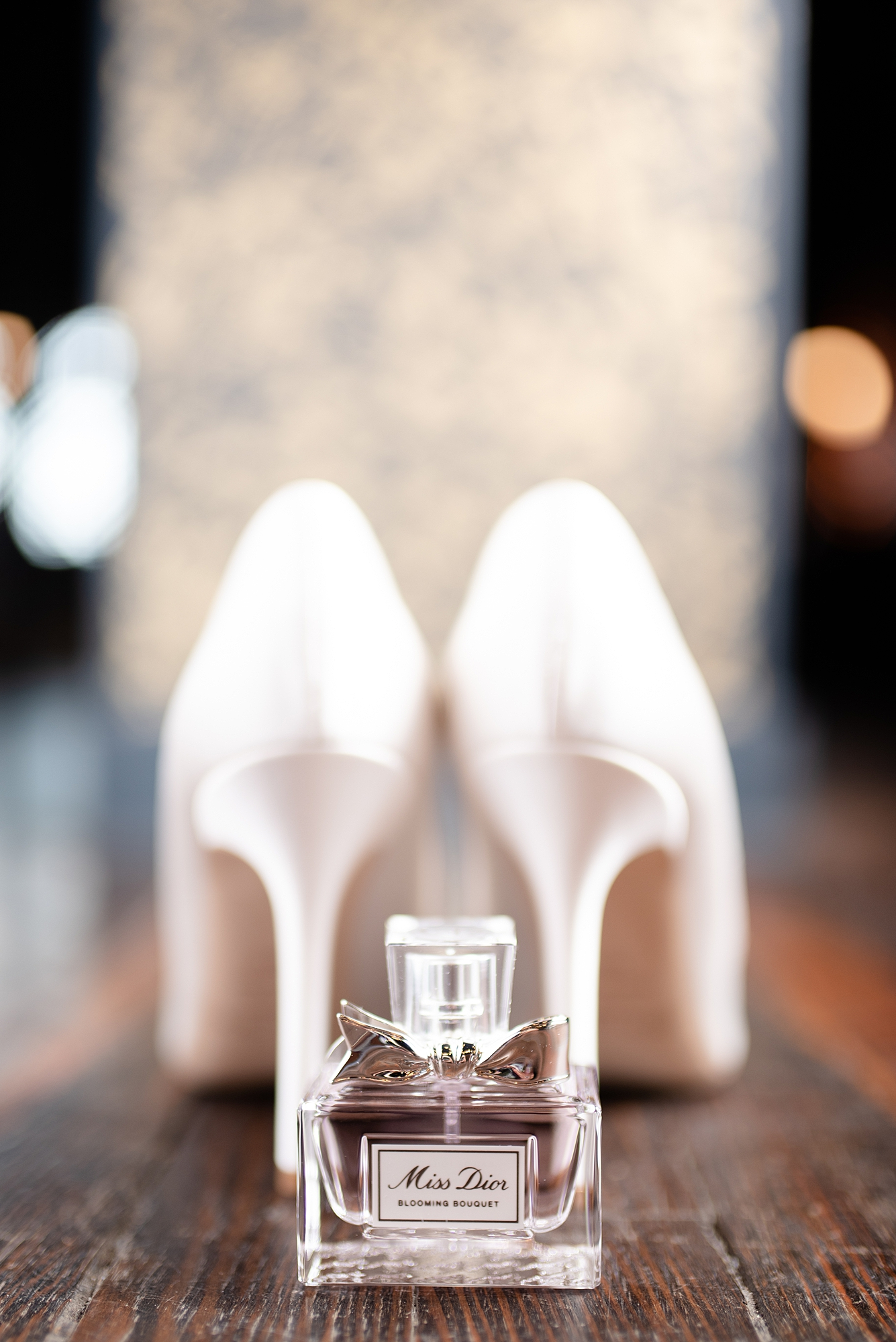 Jimmy Choo Wedding Shoes: Modern and Southern Wedding at the Clementine featured on Nashville Bride Guide