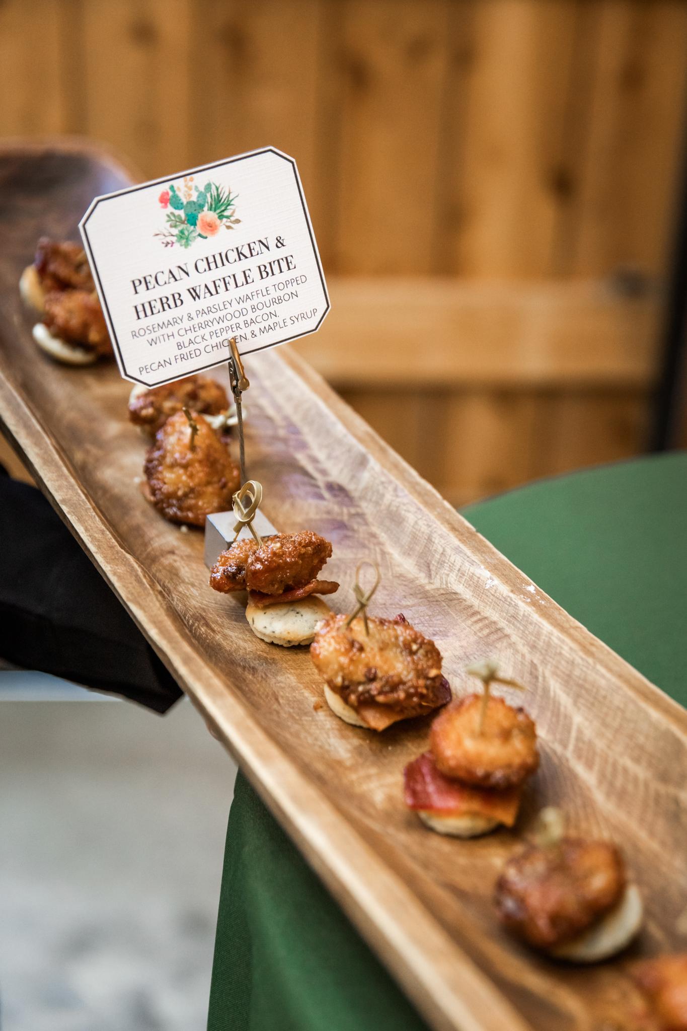 Wedding food ideas: Desert Wedding Ideas featured on Nashville Bride Guide