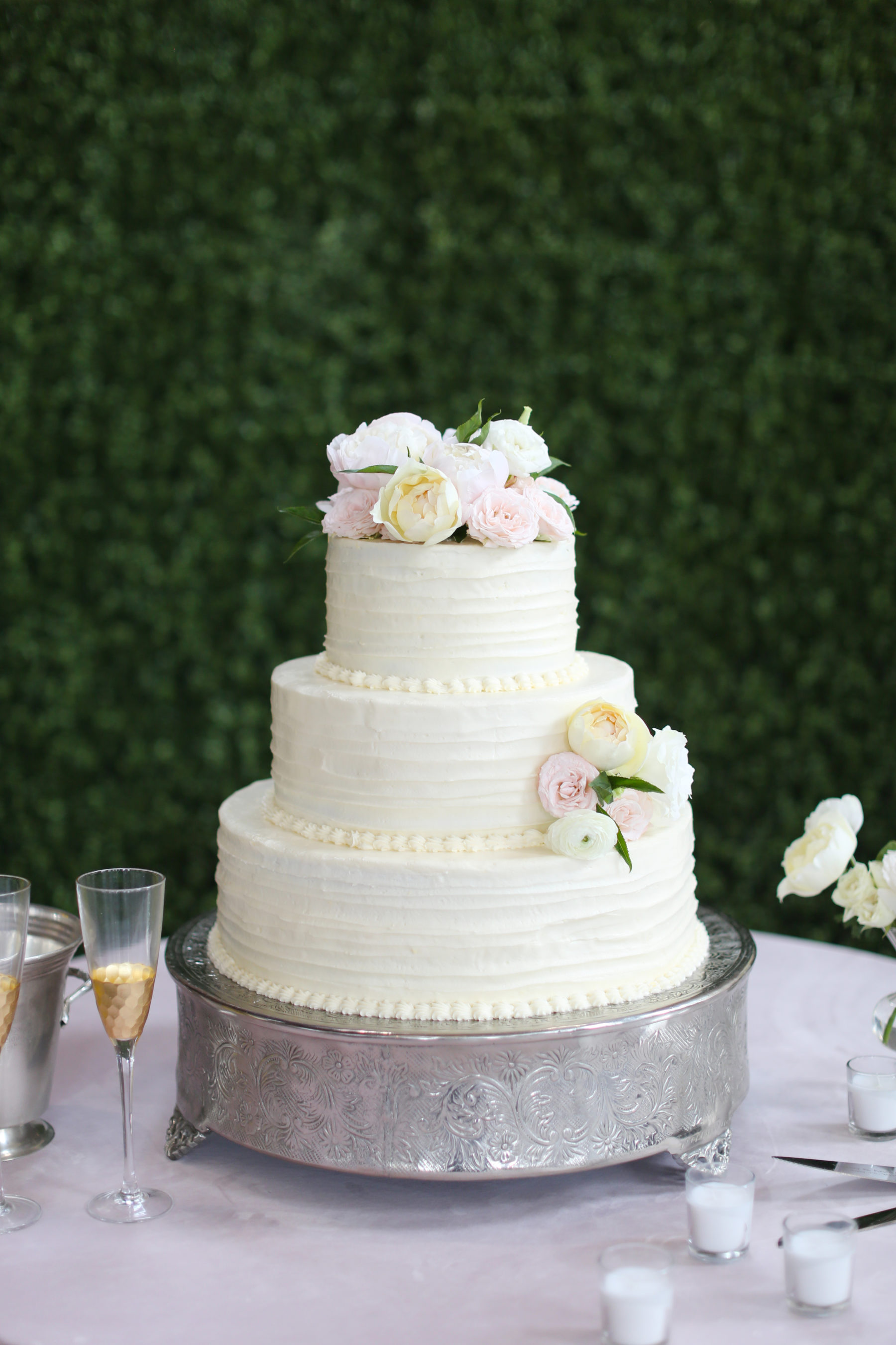 Sweet and Simple Southern Wedding featured on Nashville Bride Guide