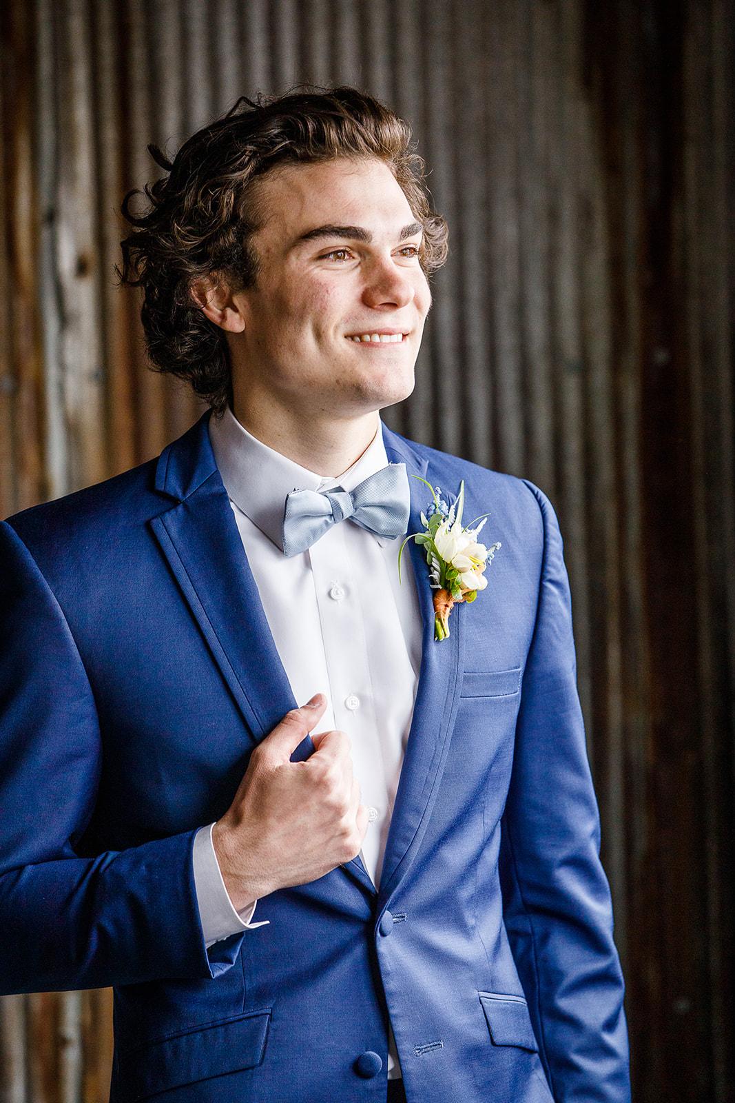 Grooms Attire: Courtney Davidson Wedding Photography featured on Nashville Bride Guide
