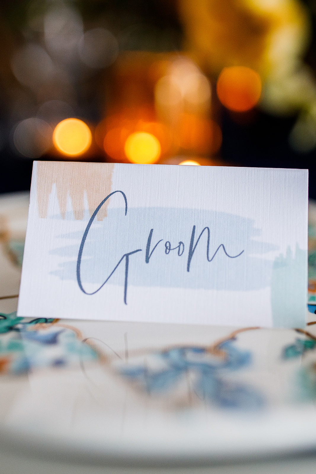 Wedding Escort Cards: Southern Wedding Styled Shoot by Nashville Wedding Planners Group