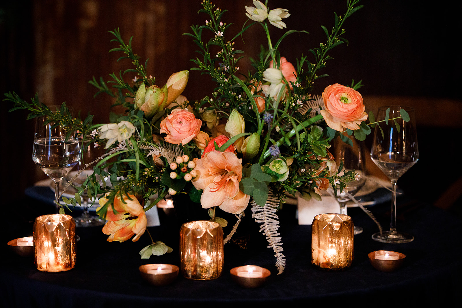 Southern Wedding Styled Shoot by Nashville Wedding Planners Group