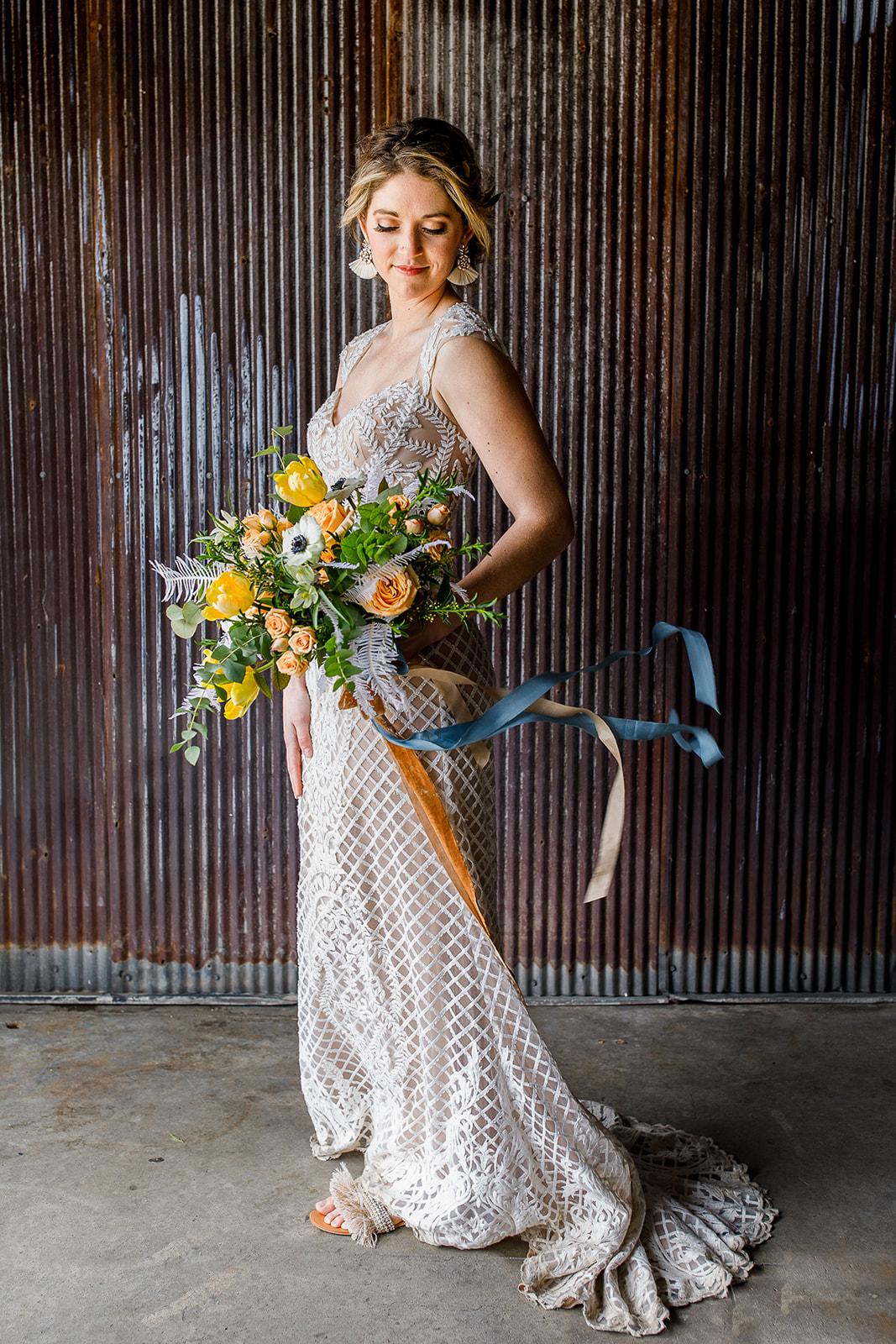 Wedding Bouquet Inspiration: Courtney Davidson Wedding Photography featured on Nashville Bride Guide