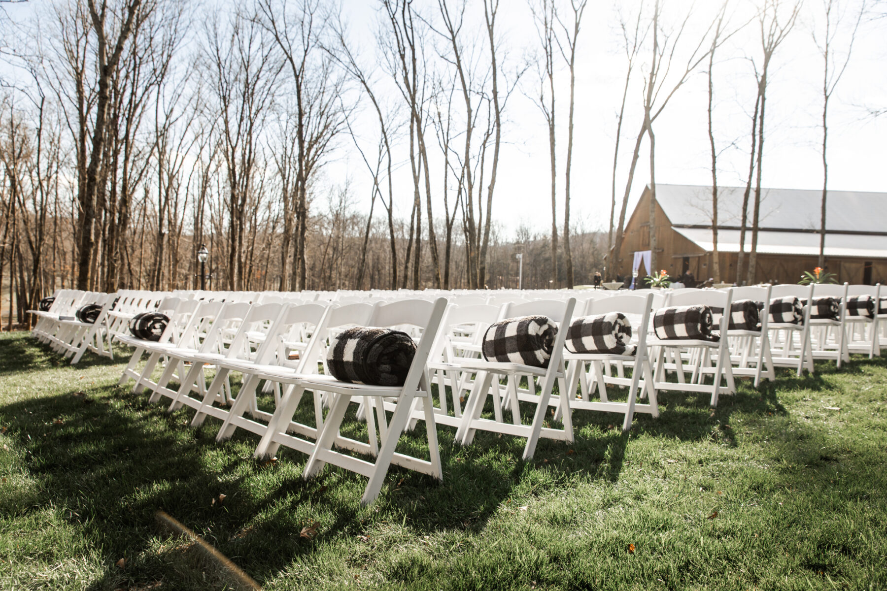 Wedding ceremony ideas: Western Inspired Wedding by Laurie D'Anne Events featured on Nashville Bride Guide