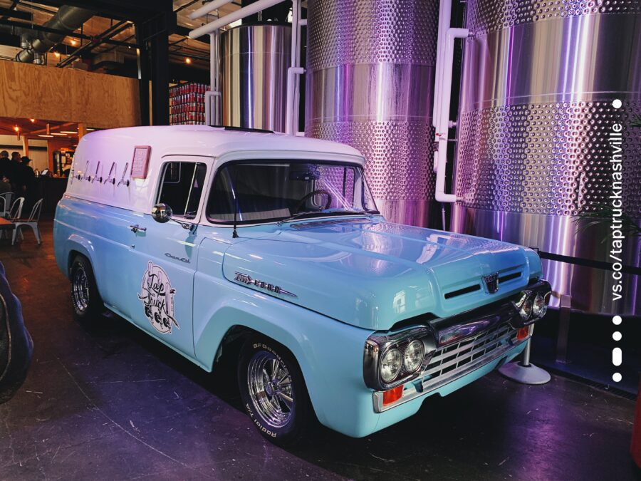Tap Truck Nashville Launch Party featured on Nashville Bride Guide