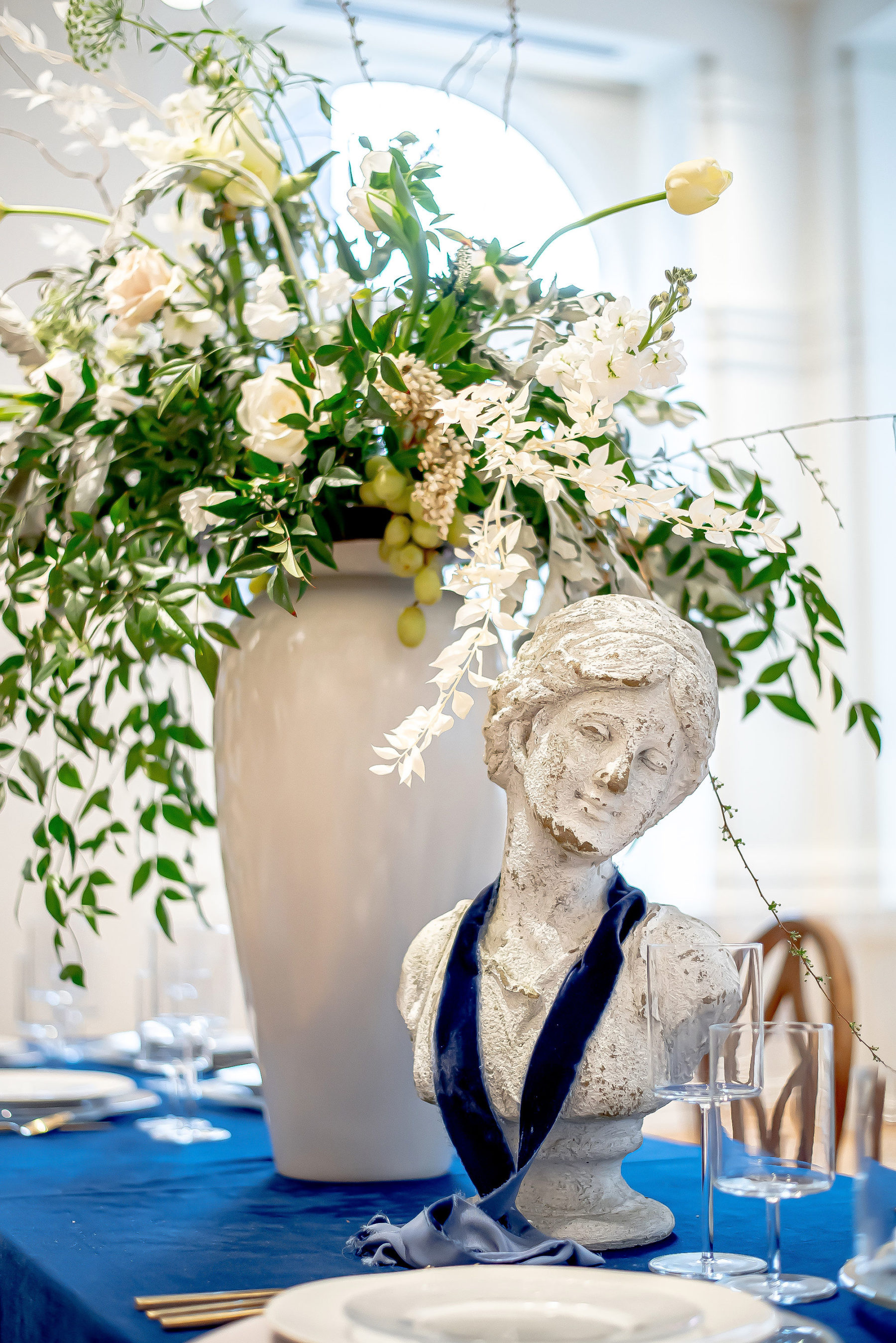 Modern Cinderella Inspired Styled Shoot by Music City Events featured on Nashville Bride Guide