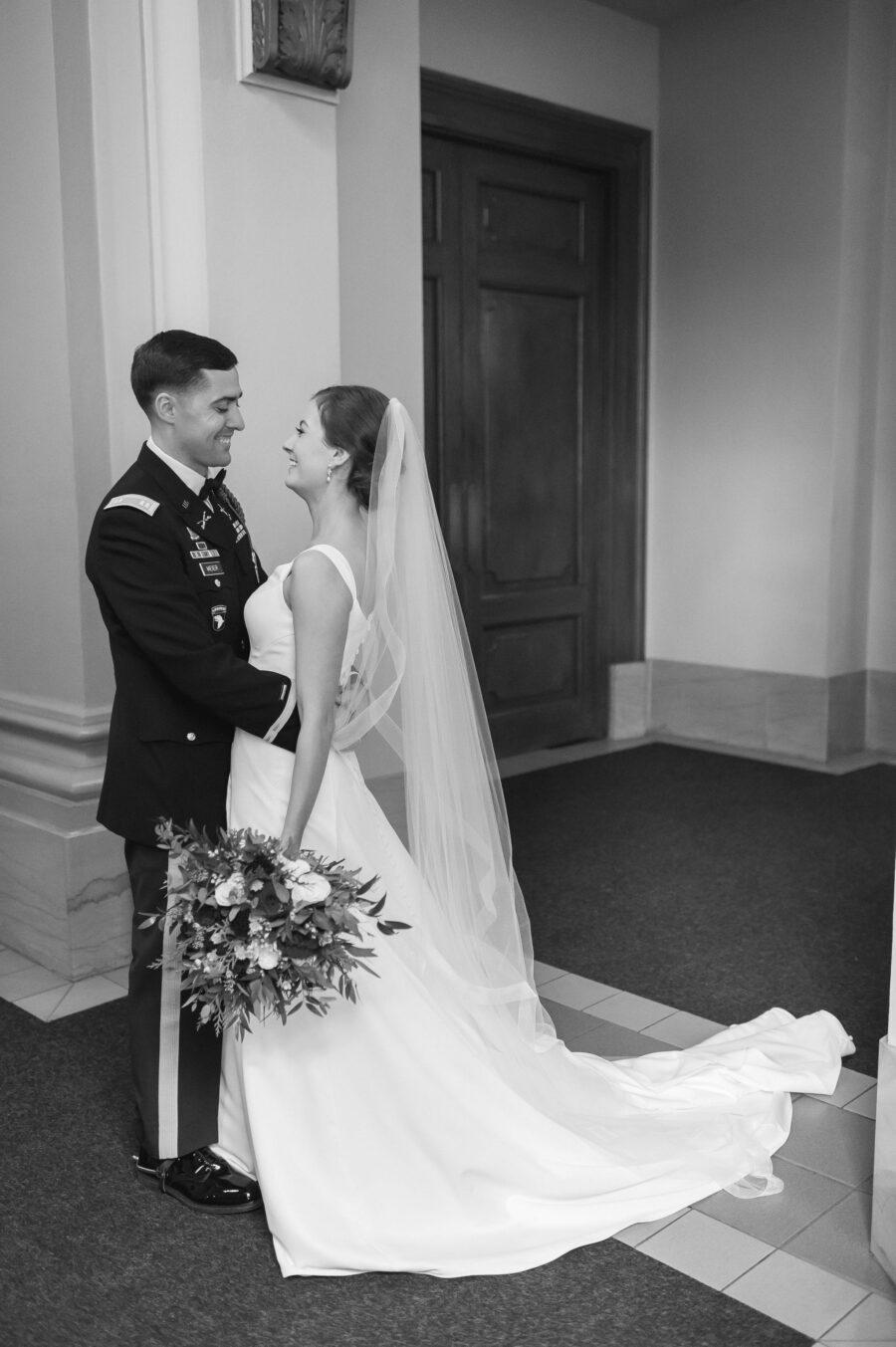 Classic Winter Wedding by Details Nashville