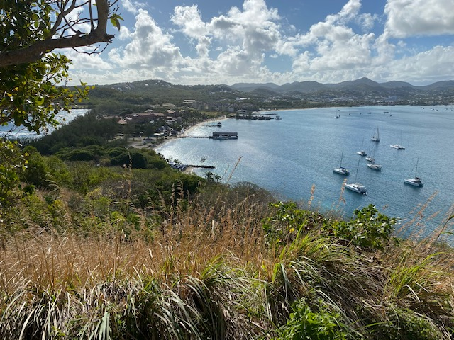 Hike from resort: St. Lucia Honeymoon from 2 Travel Anywhere featured on Nashville Bride Guide