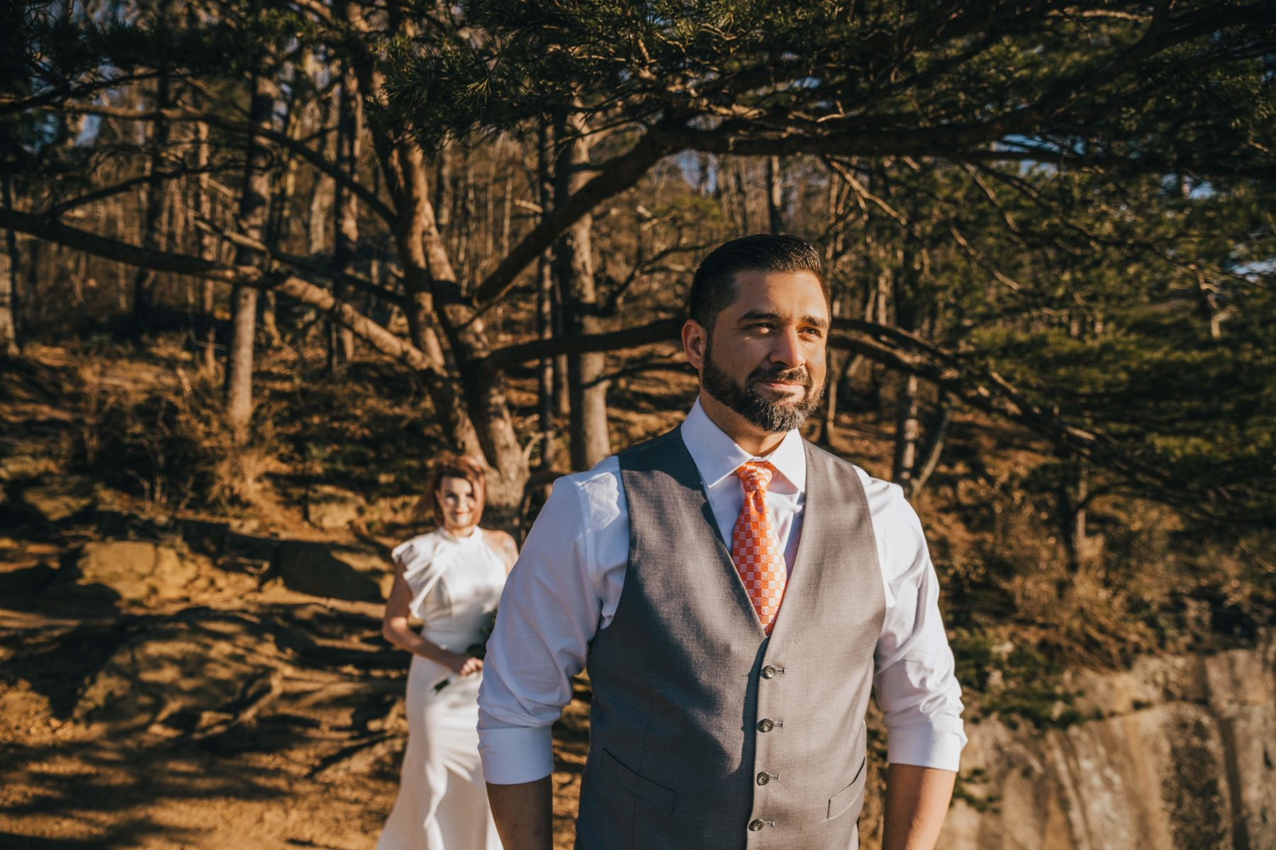 Mountaintop Elopement featured on Nashville Bride Guide
