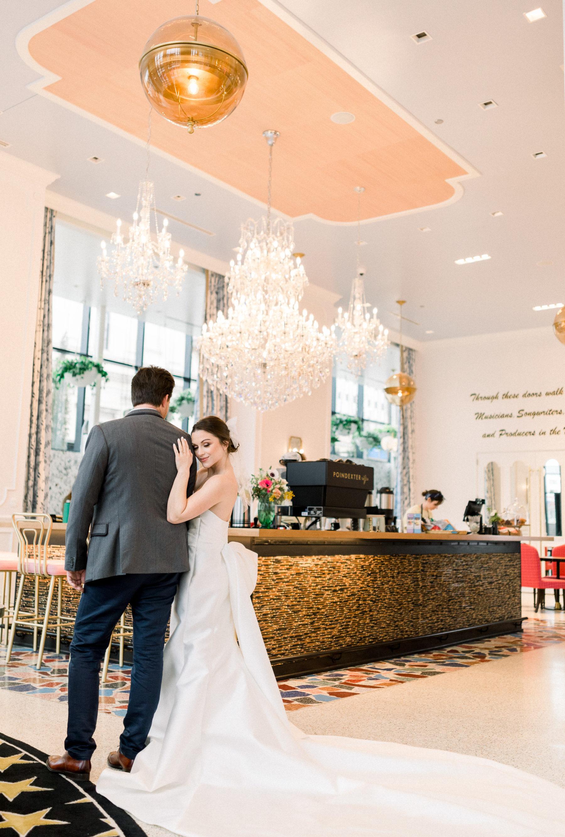 Nashville City Wedding Inspiration featured on Nashville Bride Guide